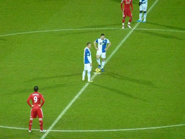 Blackburn Rovers - Liverpool FC, Ewood Park, Premier League, 05/01/2011
