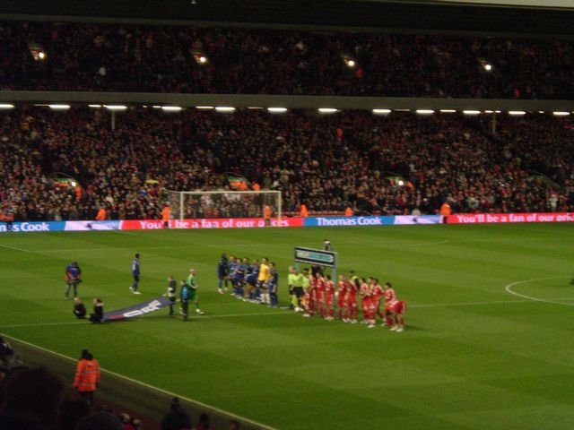 Liverpool FC - Sunderland FC, Anfield Road Liverpool, Premier League, 03/03/2009
