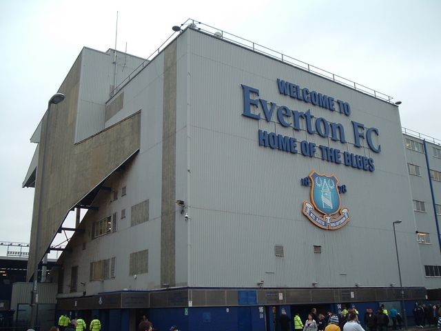 Everton FC - West Bromwich Albion, Goodison Park Liverpool, Premier League, 28/02/2009